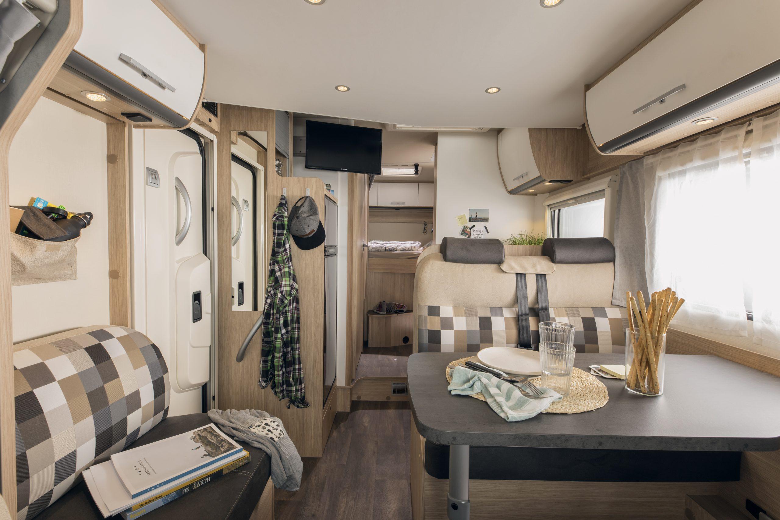 McRent Comfort Luxury interiør