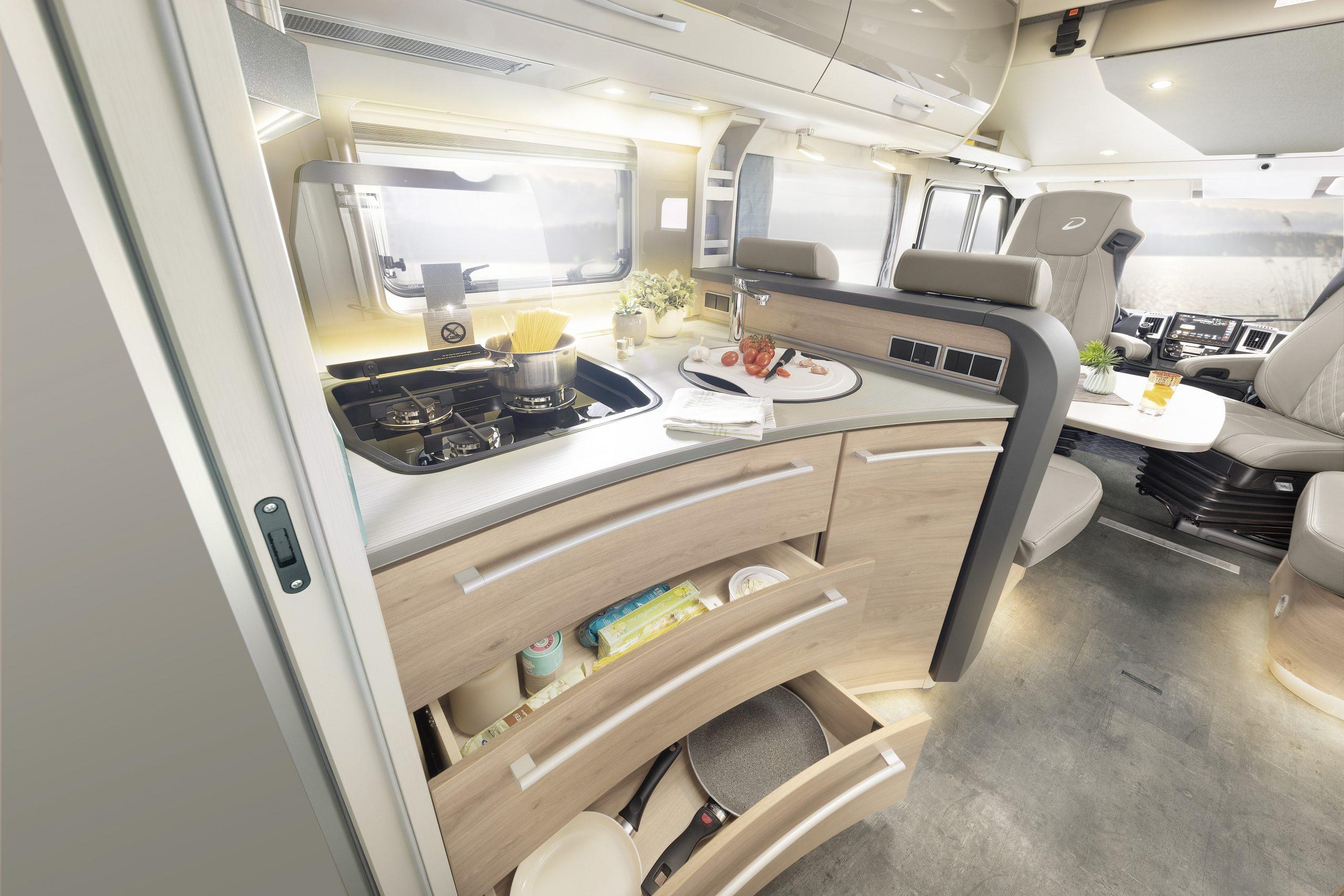 McRent Premium Standard køkken