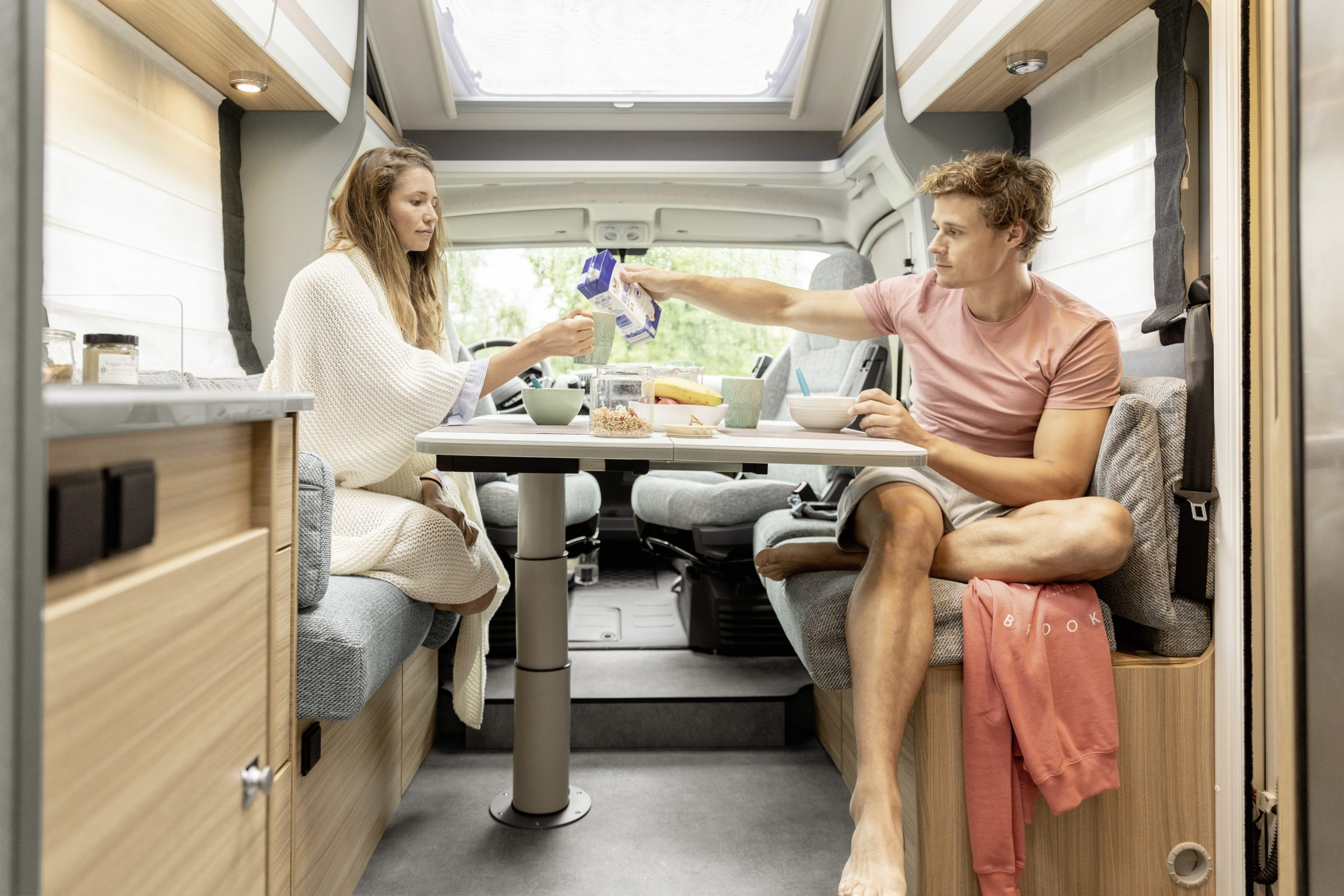 Comfort Standard er perfekt til 2 voksne
