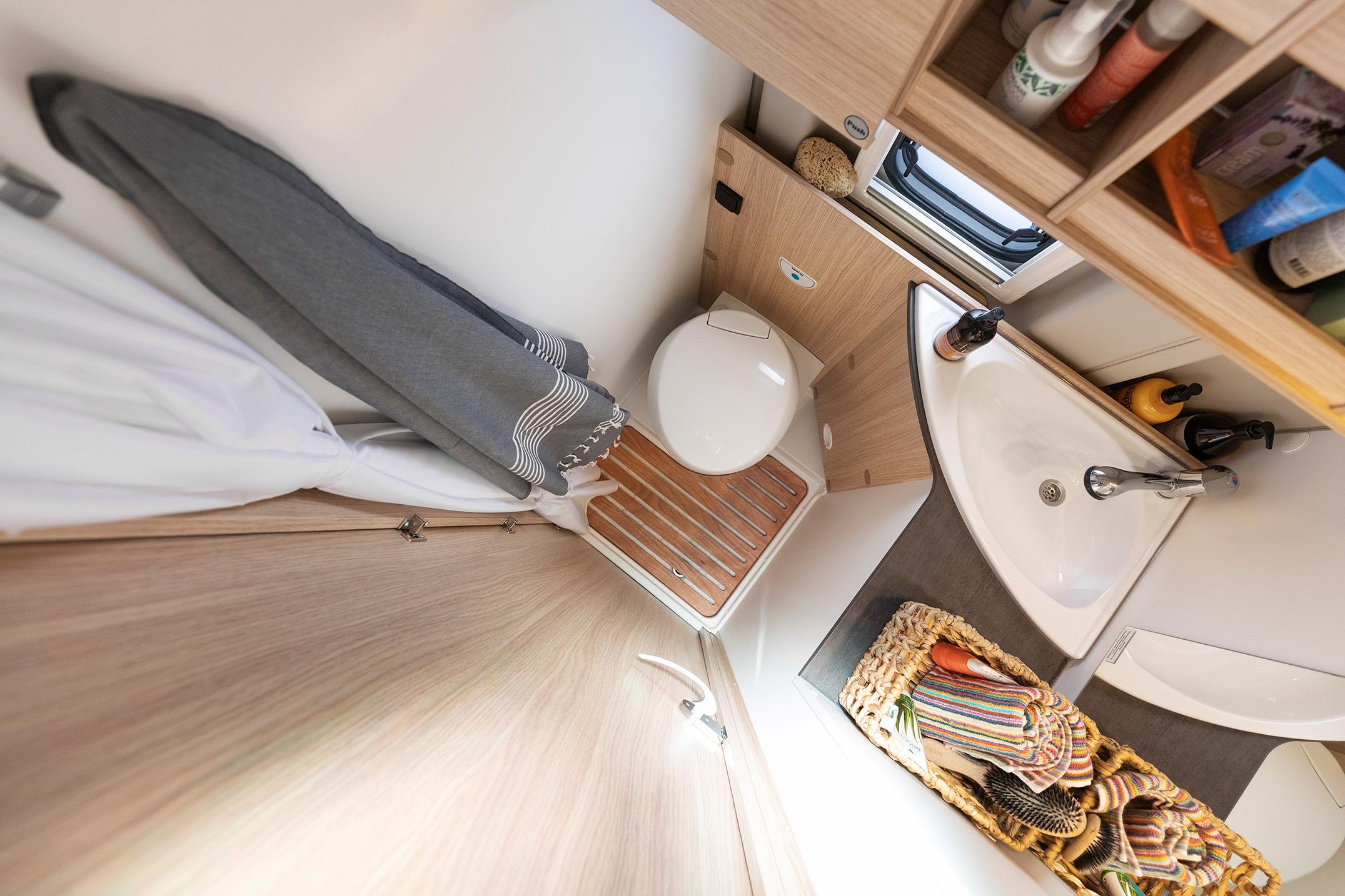 McRent Urban Luxury toalett og dusj