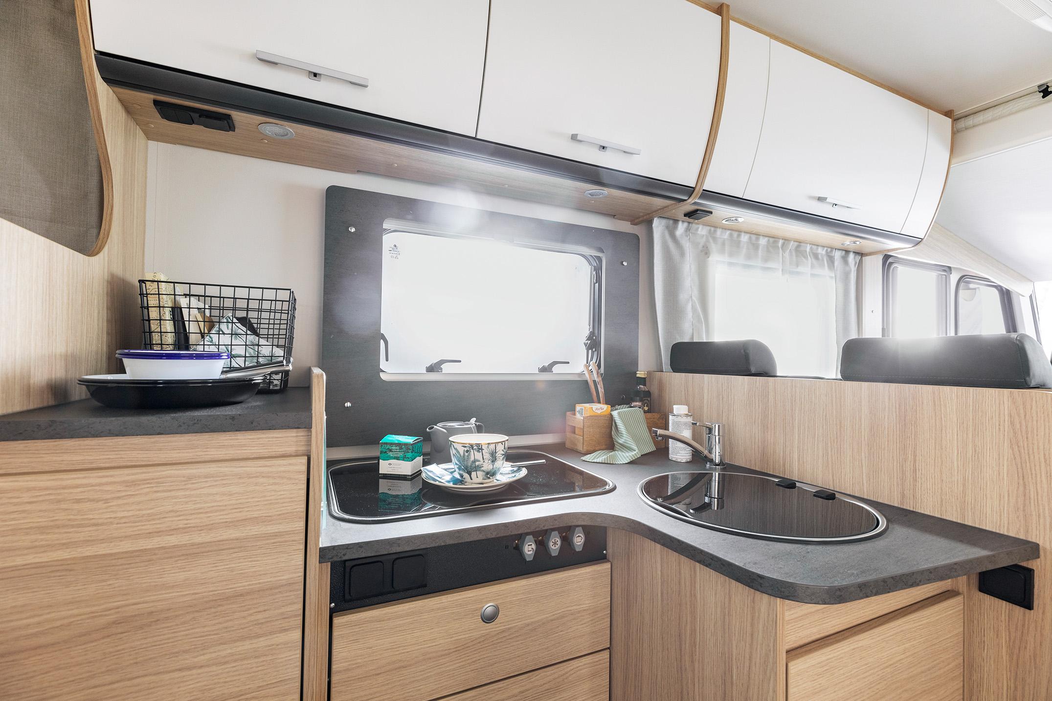 Comfort Luxury køkken
