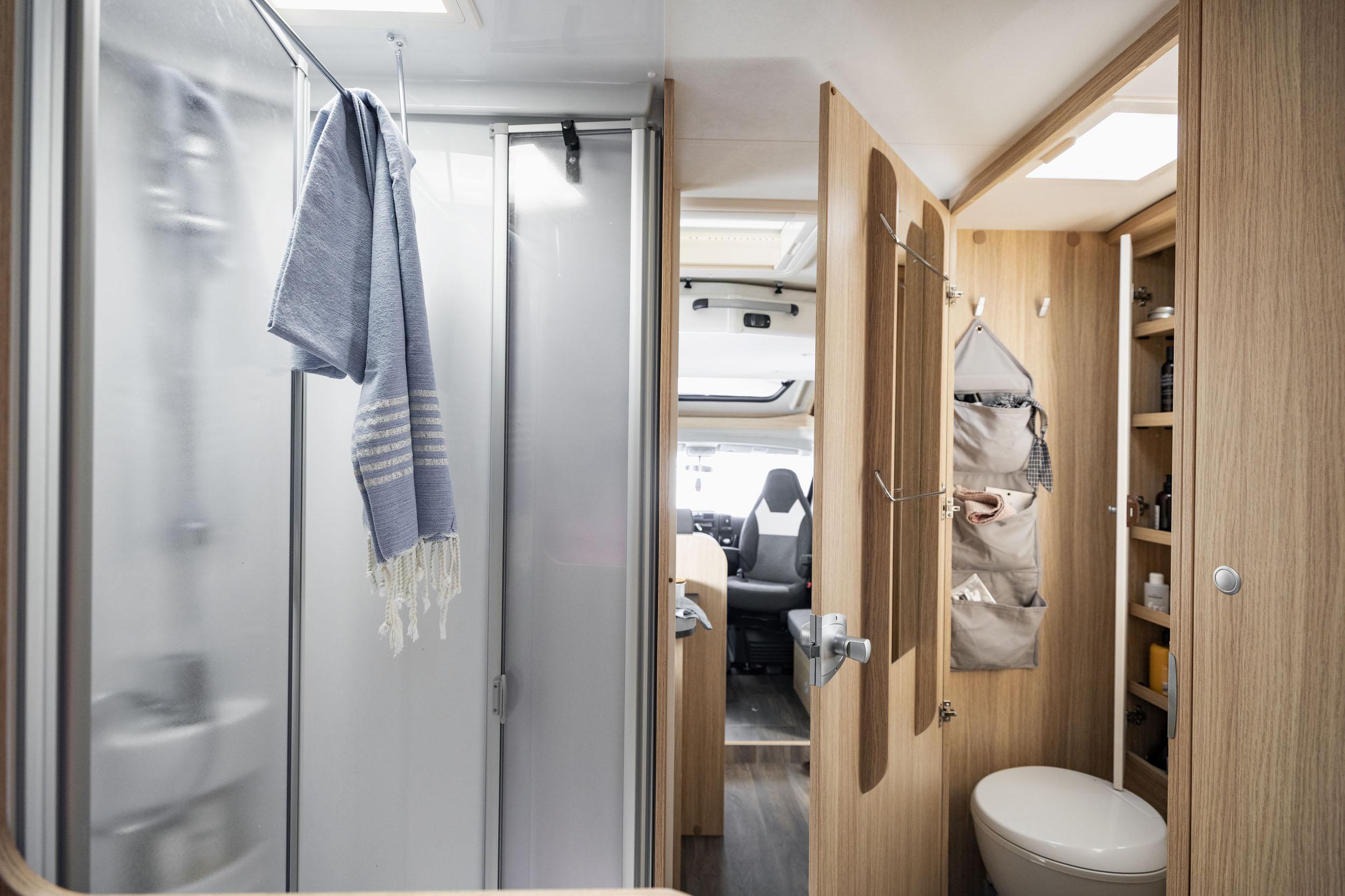 Comfort Luxury bad og toalett