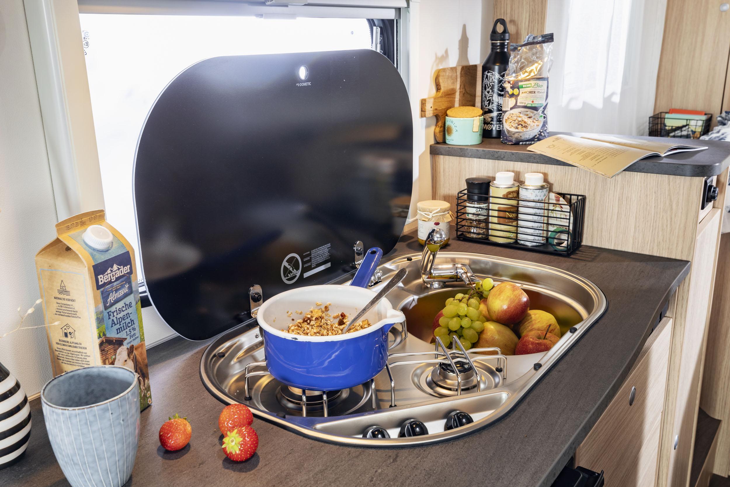 Kjøkken i Compact Plus