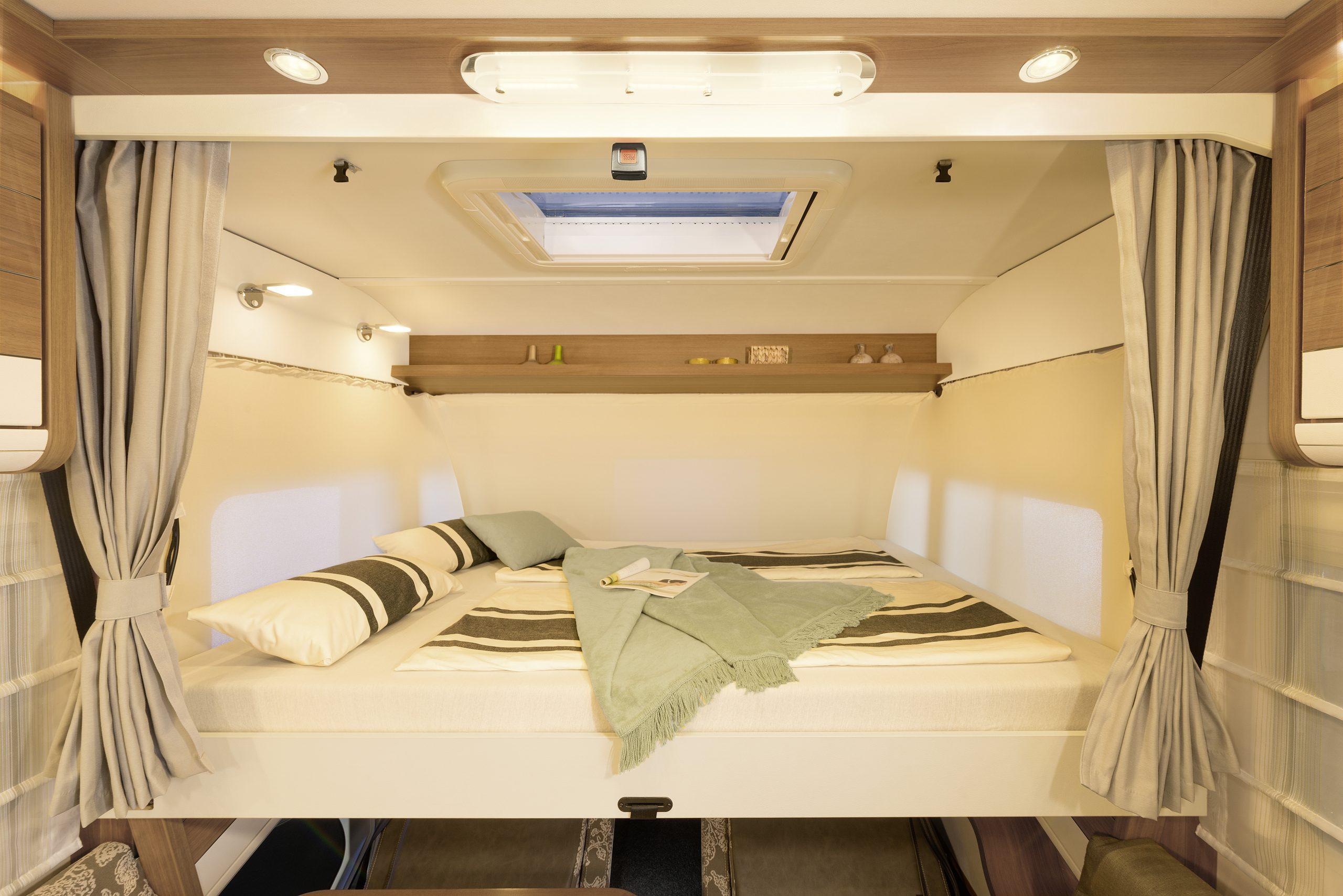 Forreste sengen i Premium Luxury